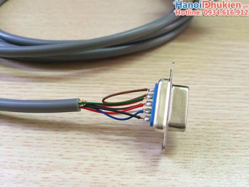 RS232 Null Modem with partial handshaking female to female