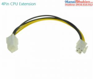 Cáp nối dài nguồn 4Pin CPU 20cm