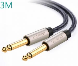 Cáp âm thanh 6.5mm sang 6.5mm 3M Ugreen 10639