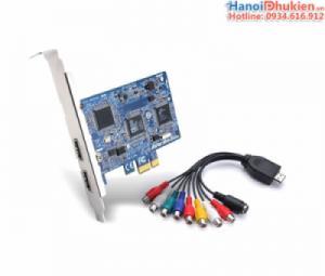 Avermedia C727 HD capture SDK 1080i ghi hình máy siêu âm, nội soi, camera