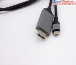 Cáp kết nối Samsung Galaxy S8, Macbook ra Tivi (Type C sang HDMI)
