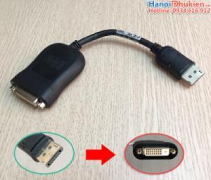 Cáp chuyển đổi Displayport sang DVI-D 24+1 chính hãng HP
