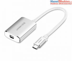 Cáp chuyển đổi USB-C sang Mini Displayport Female Ugreen 40867
