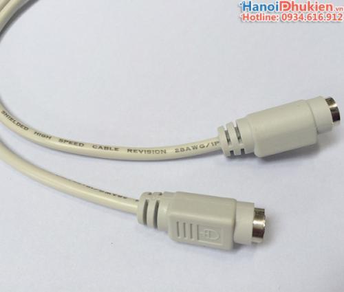 Cáp chia PS2 - 1 ra 2 chuột và bàn phím dài 30cm