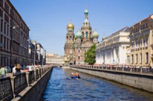 ĐÊM TRẮNG NƯỚC NGA MOSCOW – SAINT PETERBURG