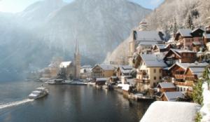 Vẻ đẹp lộng lẫy của Hallstatt - Ngôi làng đẹp nhất Thế Giới
