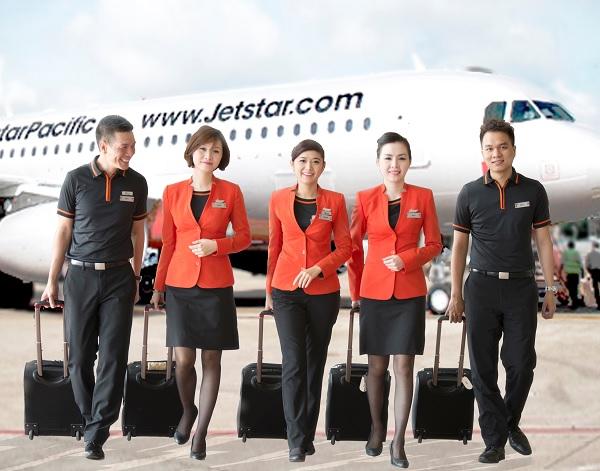 Jestar Tưng Bừng khai trương đường bay mới