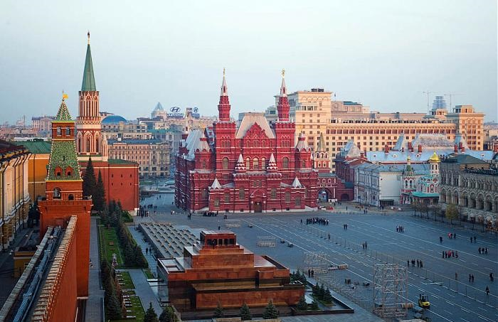 MOSCOW – SAINT PETERBURG