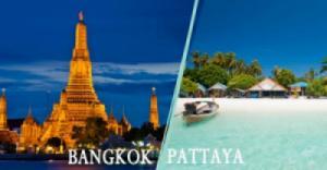 THÁI LAN - ĐẤT NƯỚC CỦA NỤ CƯỜI BANGKOK -TIGER ZOO - PATTAYA