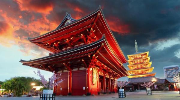 MÙA HÈ SẢNG KHOÁI NHẬT BẢN Tokyo - Hakone – Núi Fuji - Kawaguchiko