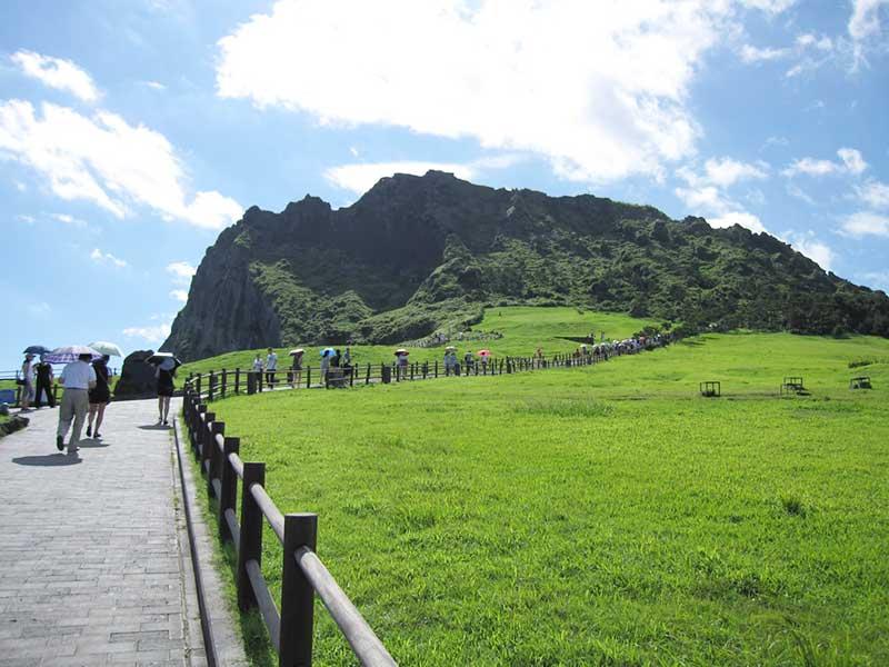 núi Hallasan